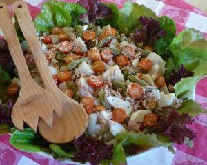 Piglet's Portuguese Salad
