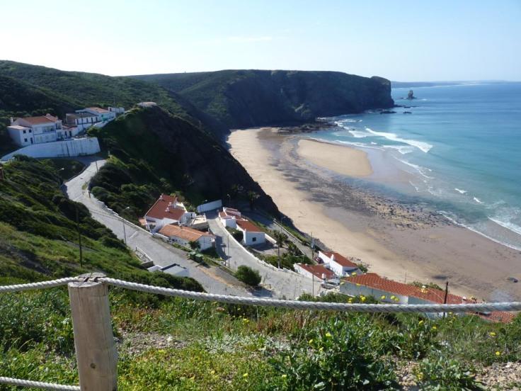Praia da Arrifana, Western Algarve