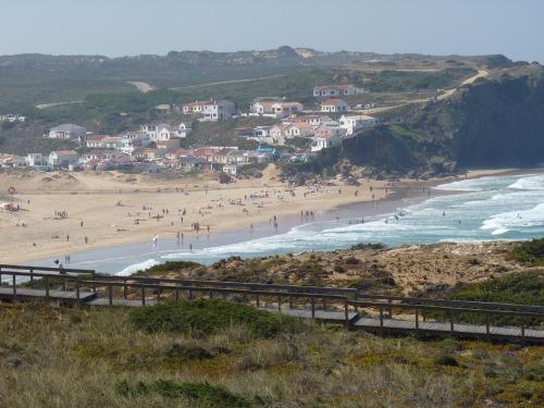 Praia do Monte Clérigo – Western Algarve