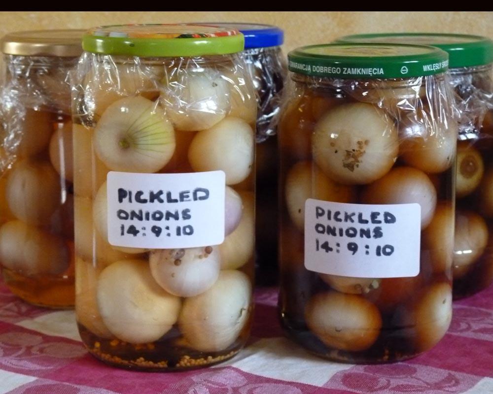 Pickled Onions Recipe — Dishmaps