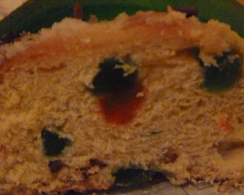 Slice of Bolo Rei