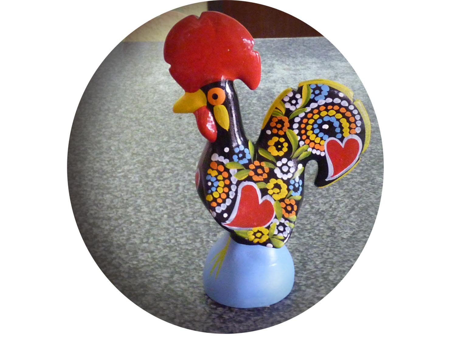 What Is The Galo De Barcelos Piglet In Portugal