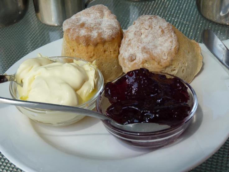 Devon Clotted Cream Tea - A foodies heaven!