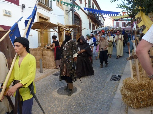 Silves Medieval Fair - Opening procession