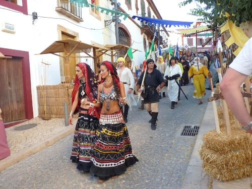Silves Medieaval Fair 2010 - Opening Procession