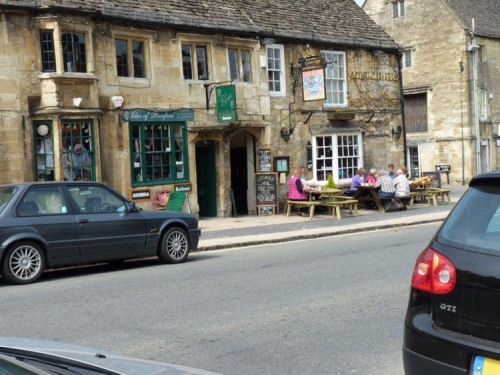 The Cotswold Arms, Burford - England