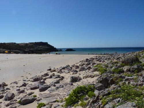 Praia da Ingrina, Vila do Bispo, Western Algarve - Portugal