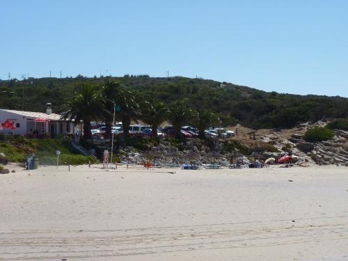 Restaurante do Sebastião, Praia da Ingrina