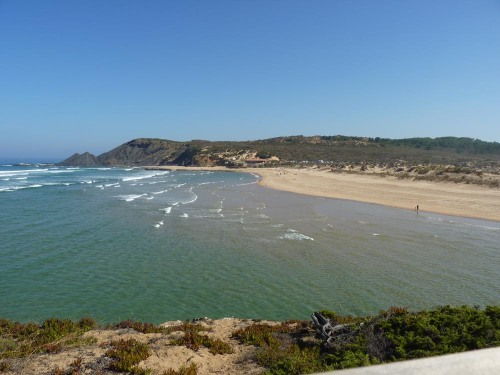 Praia da Amoreira, Western Algarve