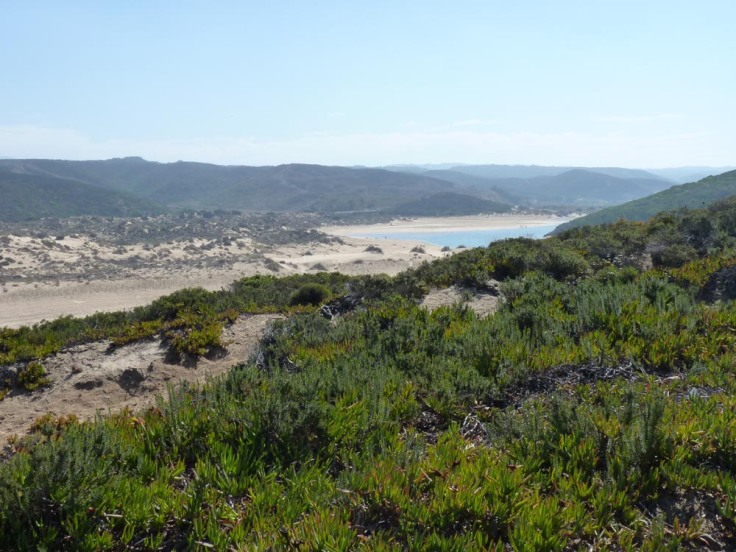 Praia da Amoreira – the Algarves best kept secret!