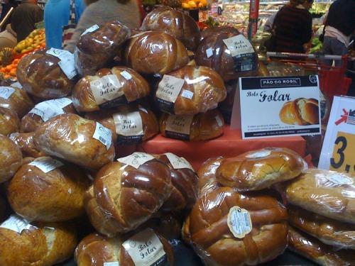 Folar da Páscoa - Traditional Portuguese Easter Bread