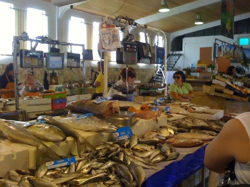 Aljezur Fish Market