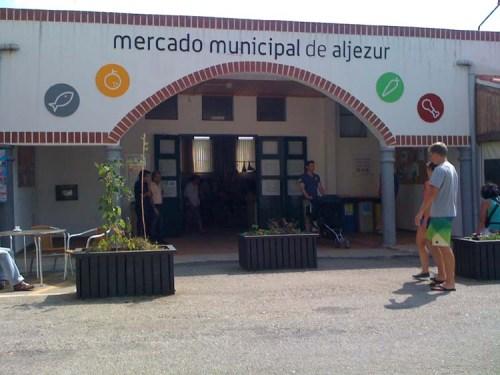Aljezur Market - Western Algarve, Portugal