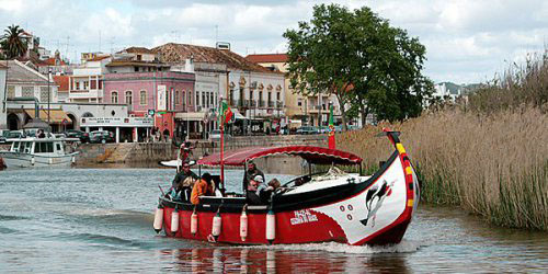River Trip to Silves