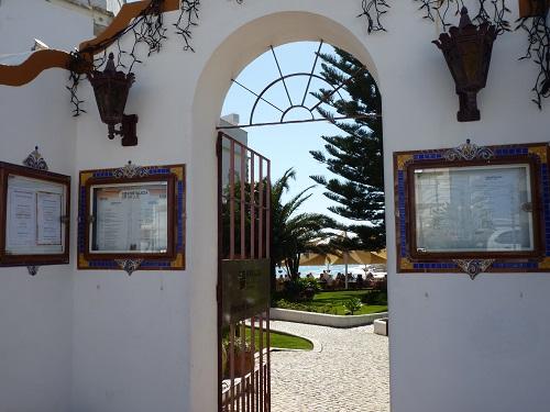 Restaurant Fortaleza, Praia da Luz
