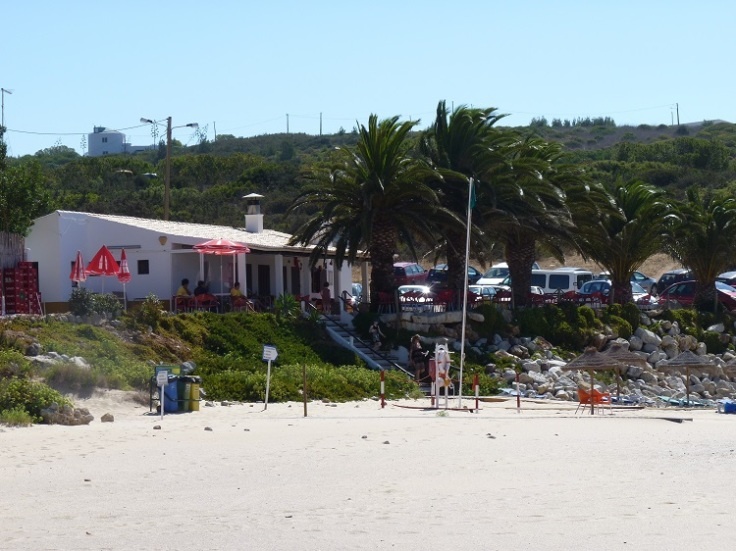 Restaurant do Sebastião, Praia do Ingrina