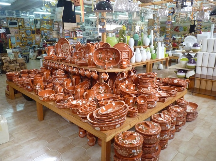 Paraiso Artesano - Pottery Shop, Vila do Bispo, Algarve