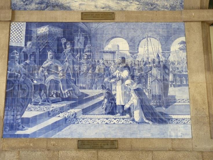 Historic São Bento Station, Porto