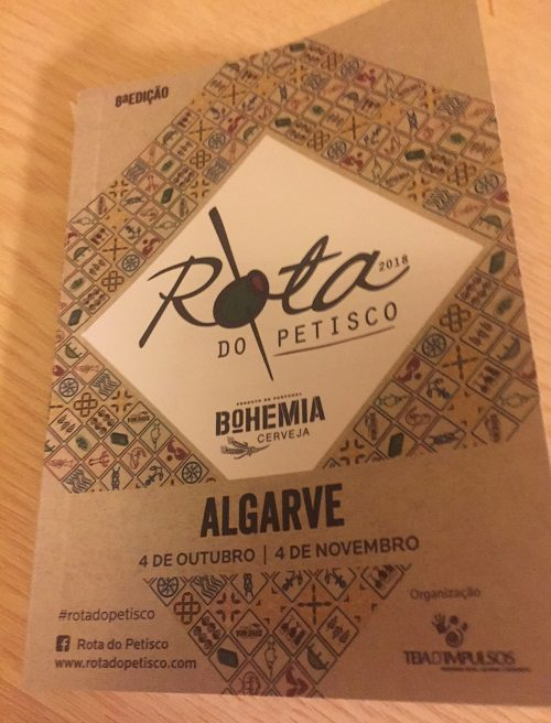 Rota Petisco Passport