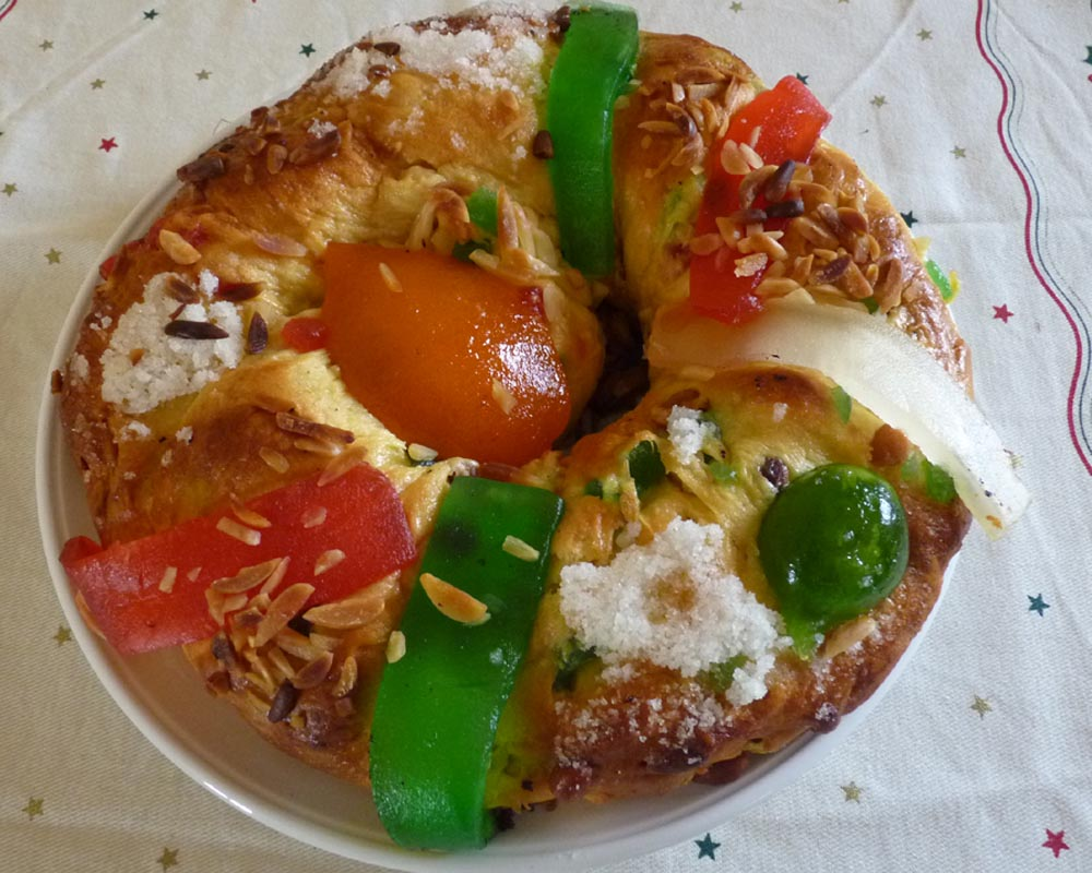 Bolo Rei - a true symbol of the Christmas season