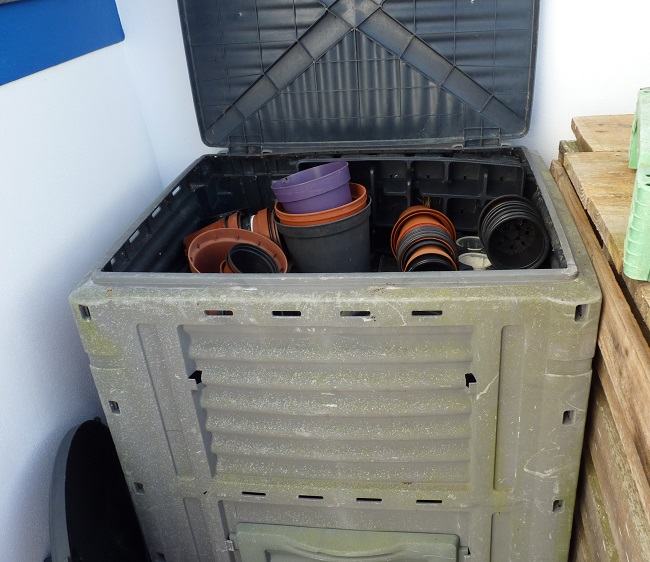 Recycled Composter
