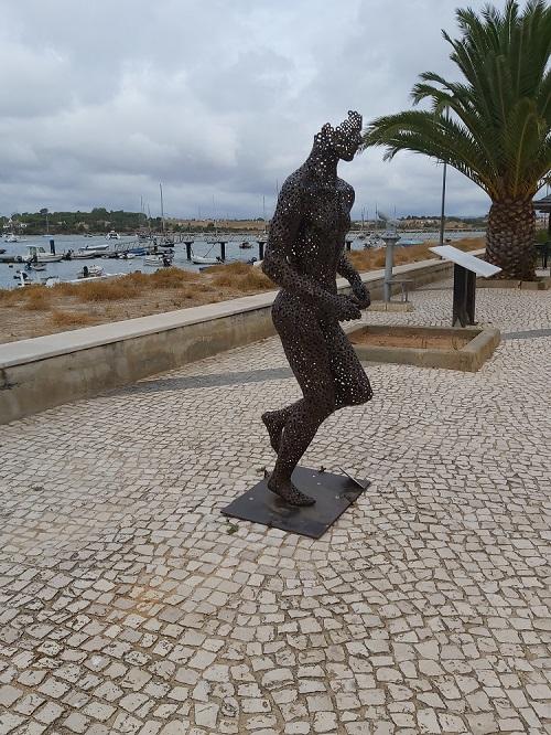 Fish Metal Art Sculpture - Alvor